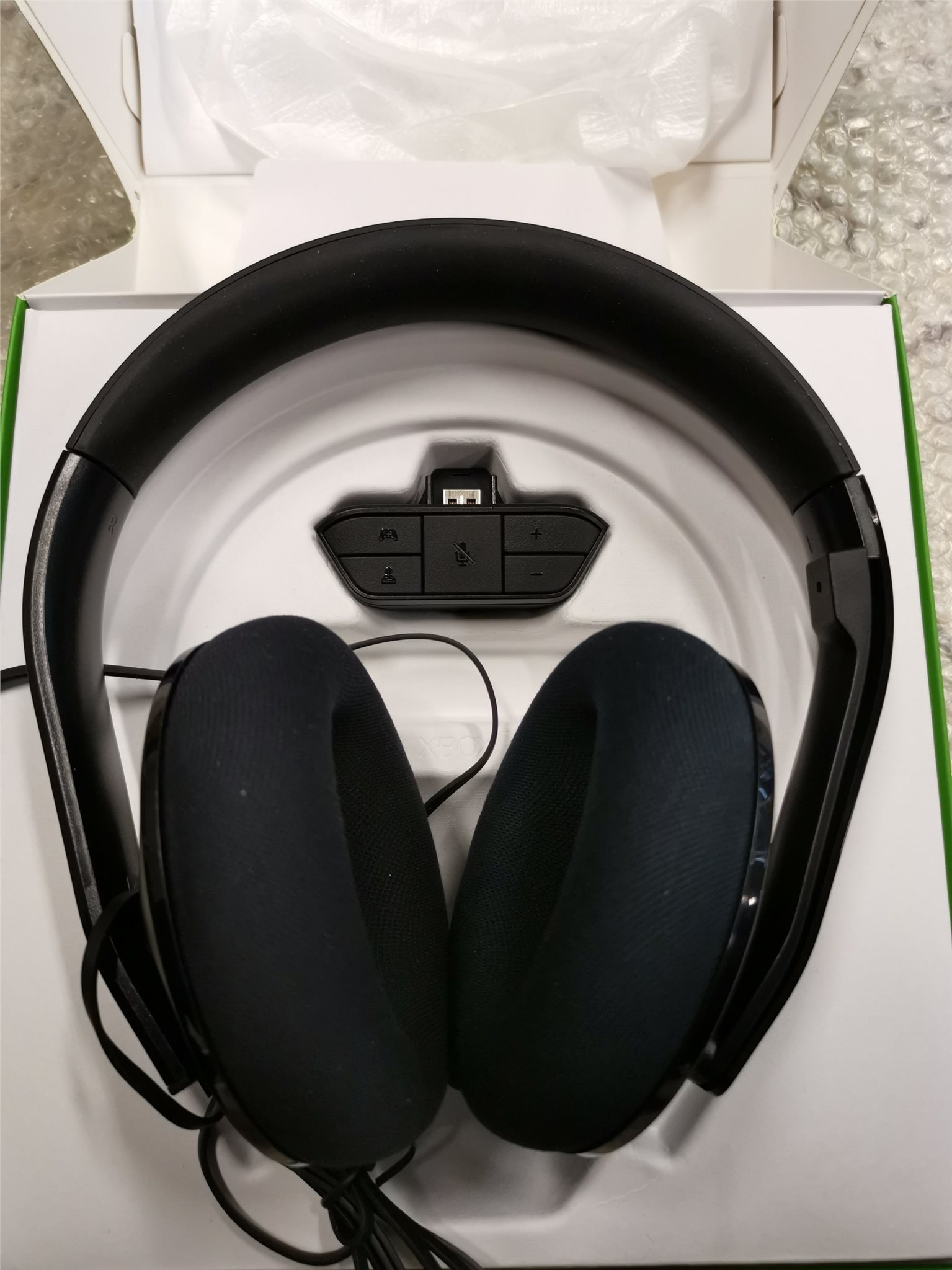 7f32ffc16b8 Xbox One Wired Stereo Headset (343375756) ᐈ Köp på Tradera
