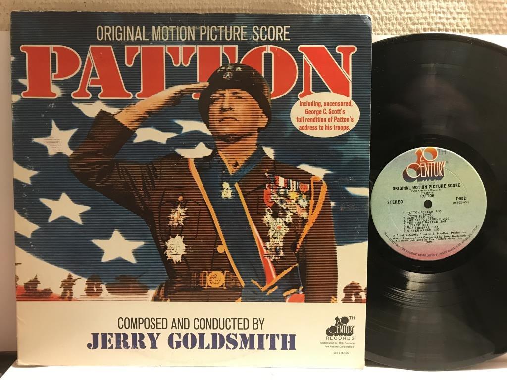jerry goldsmith filmmusik