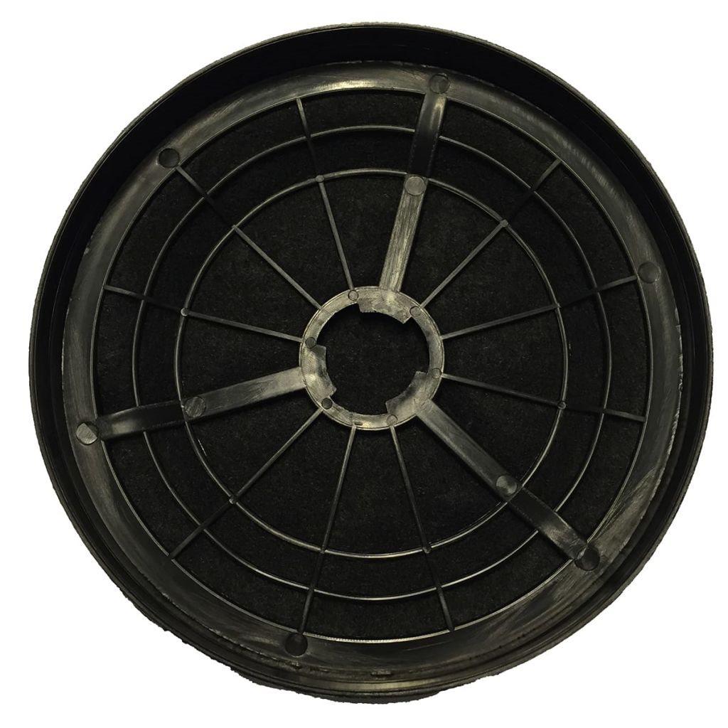 Exquisit Kolfilter 2 st svart CF110 på Tradera.com - Köksfläktar |