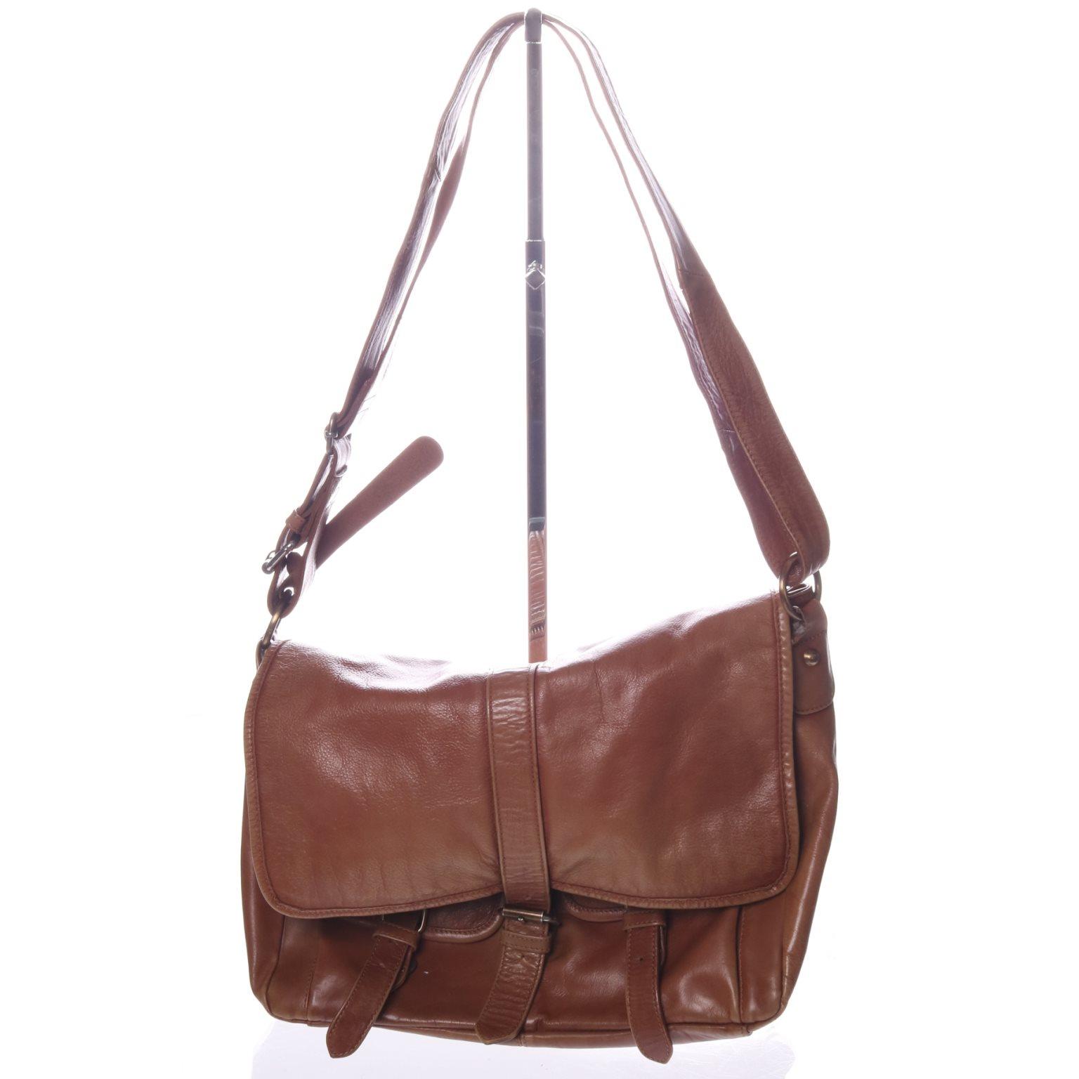 wera väska brun