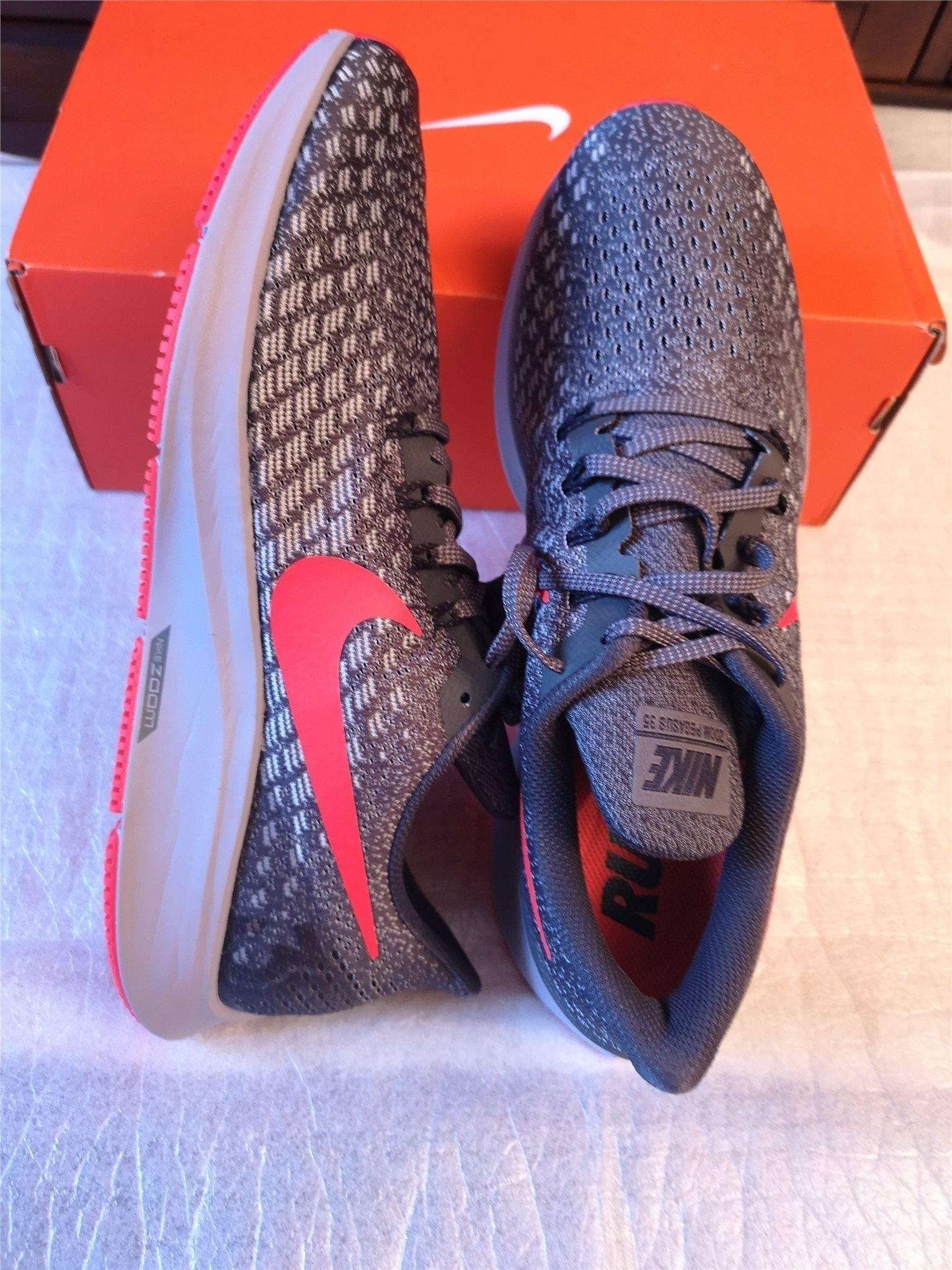 huge selection of c605c f3c84 Helt Nya Jättefina från Nike Air Zoom Pegasus 35 Herr Löparskor Strl 45