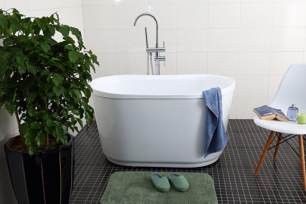 Strålande Litet badkar 120 cm (297414037) ᐈ Trygghandel på Tradera IO-46