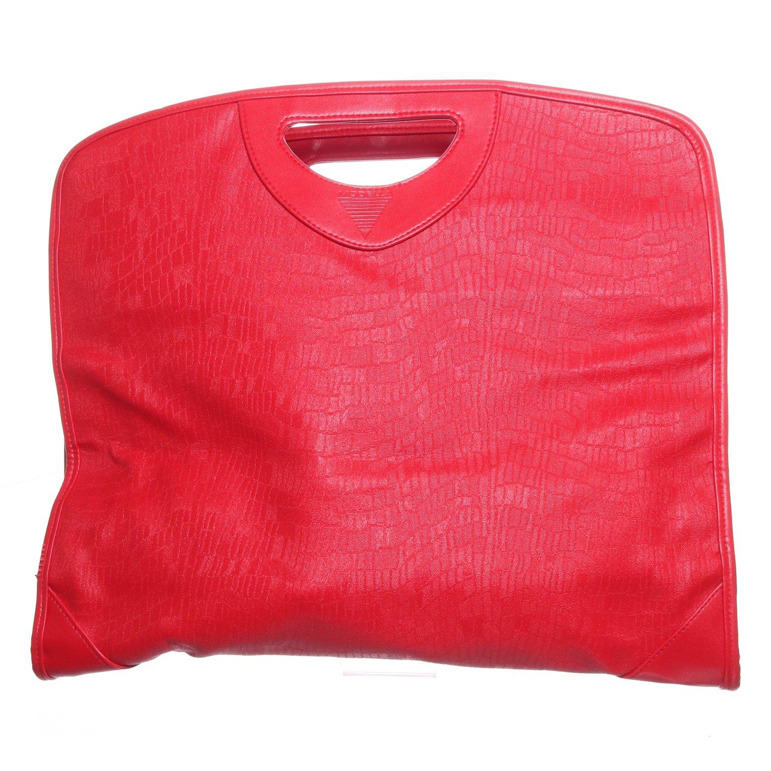 Sylvia Handväskor läder röd