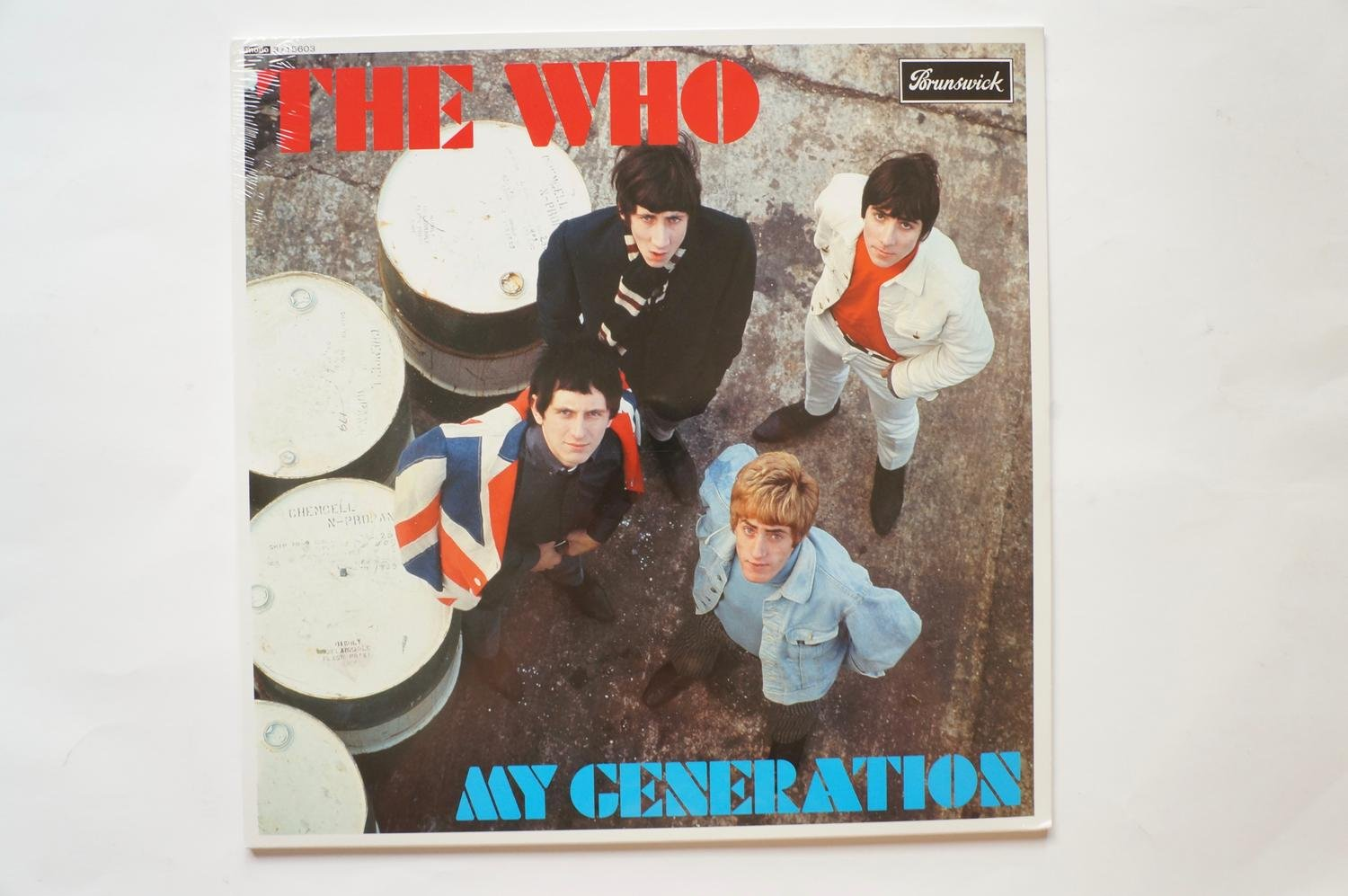 ** The Who ?– My Generation **