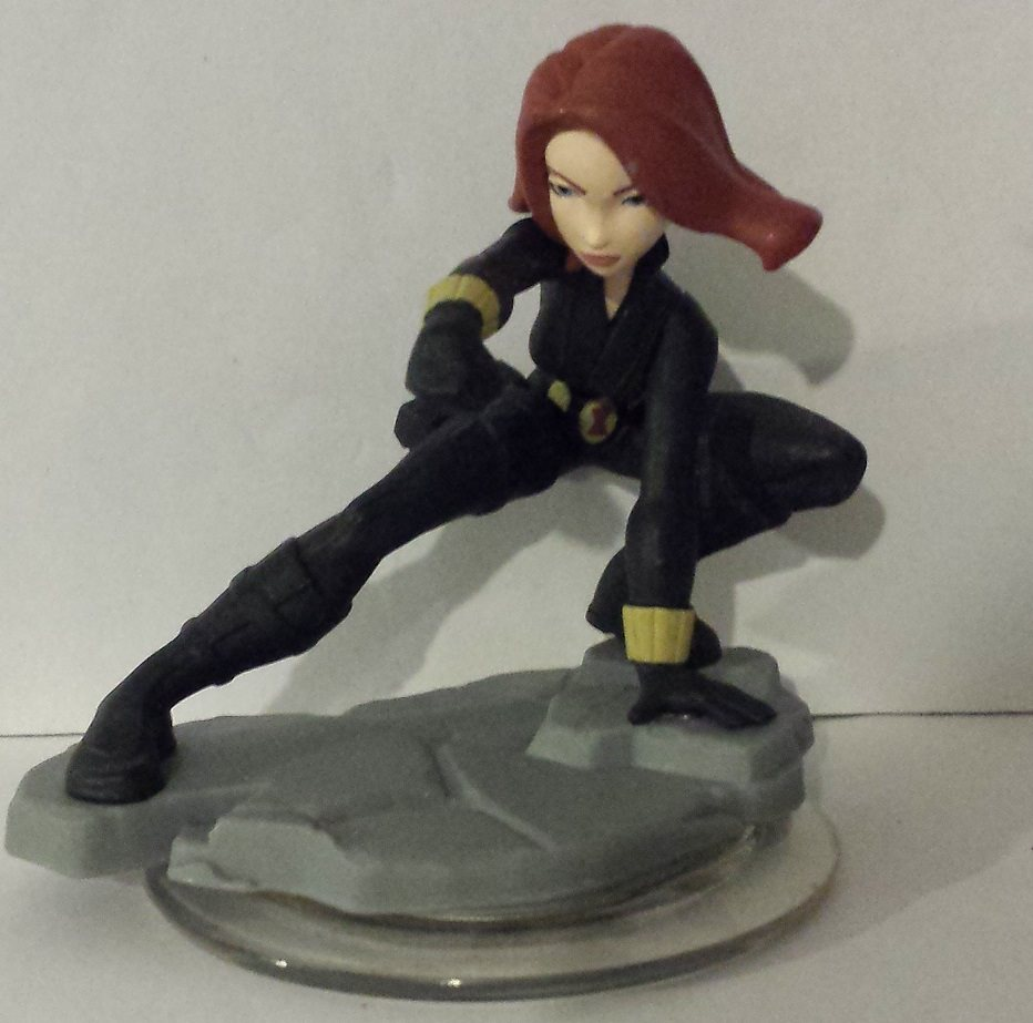Disney infinity 2.0 3.0 marvel Black widow figur (295681761) ᐈ Köp ... 0406494d2aa49
