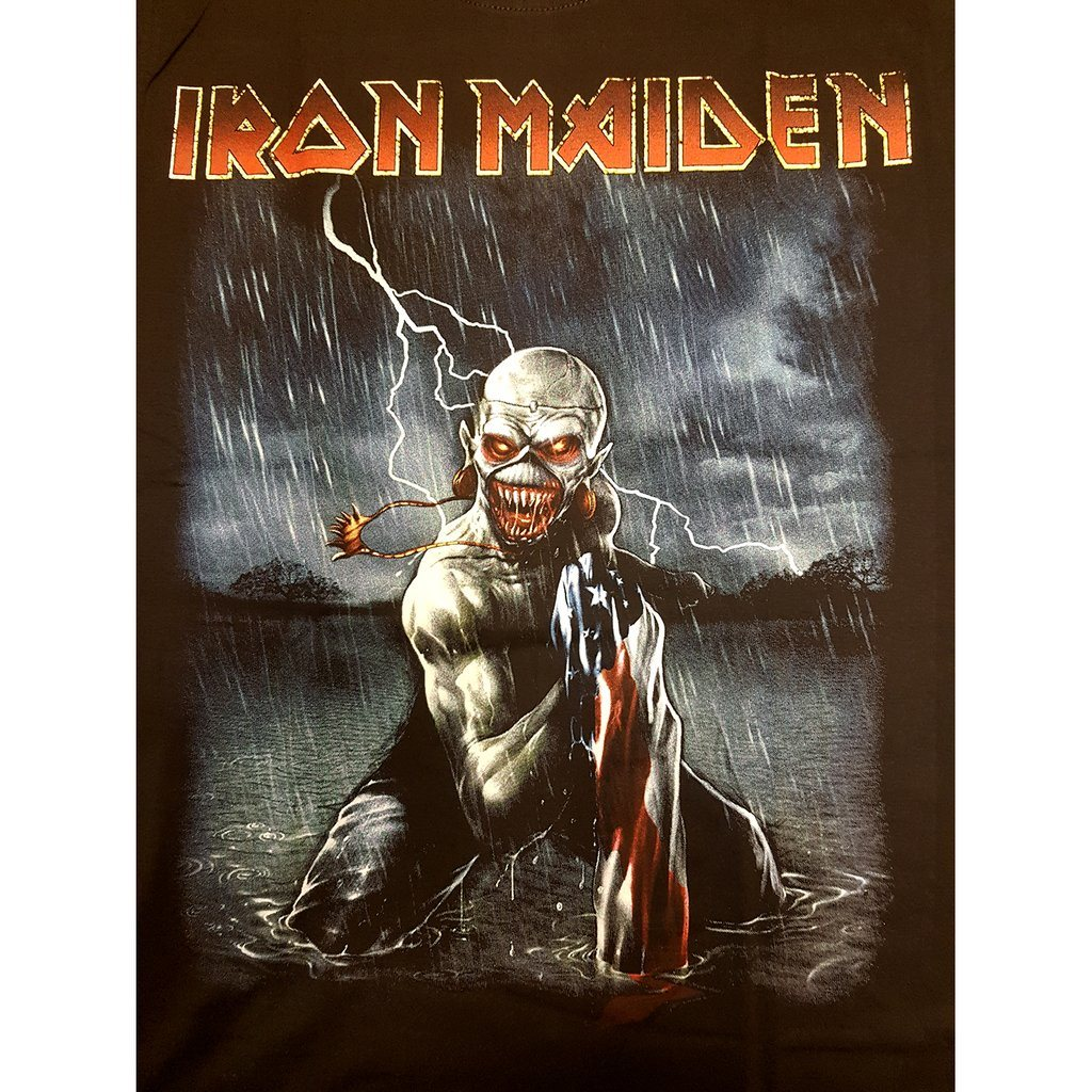 Iron Maiden t-shirt XX-Large