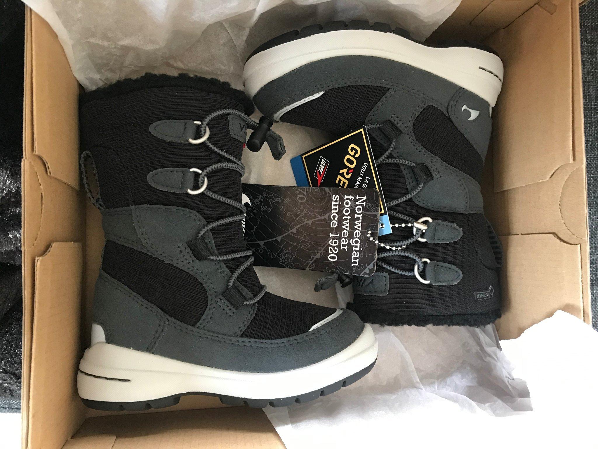 VIKING TOTAK GTX stövlar kängor boots storlek 2.. (418576787
