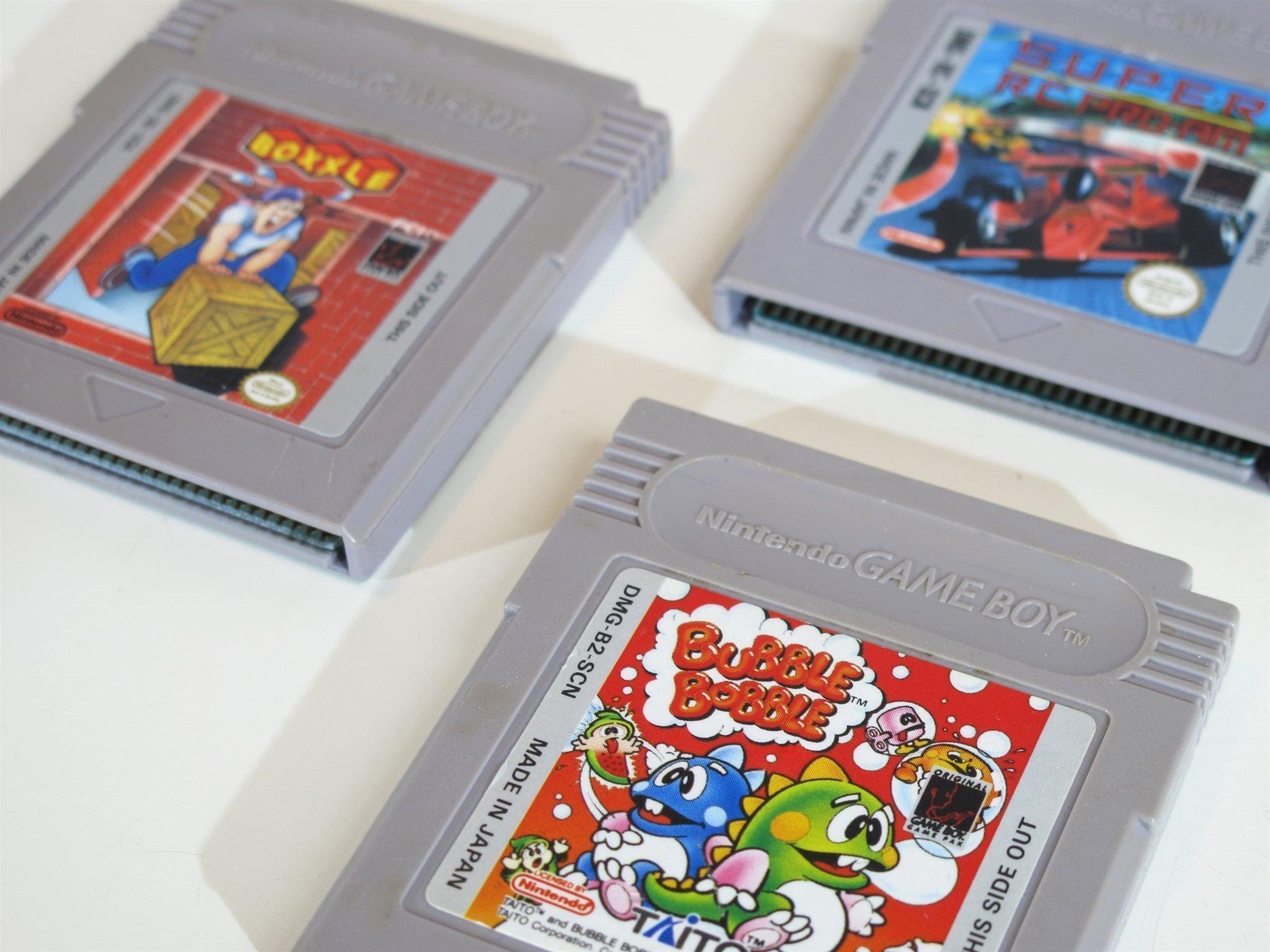 Gameboy Spel Köpa