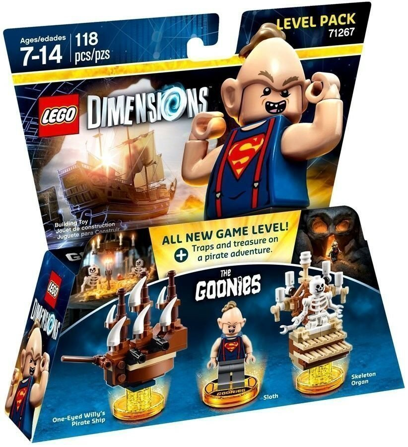 LEGO Dimensions The Goonies Dimensions 71267  Fun Pack