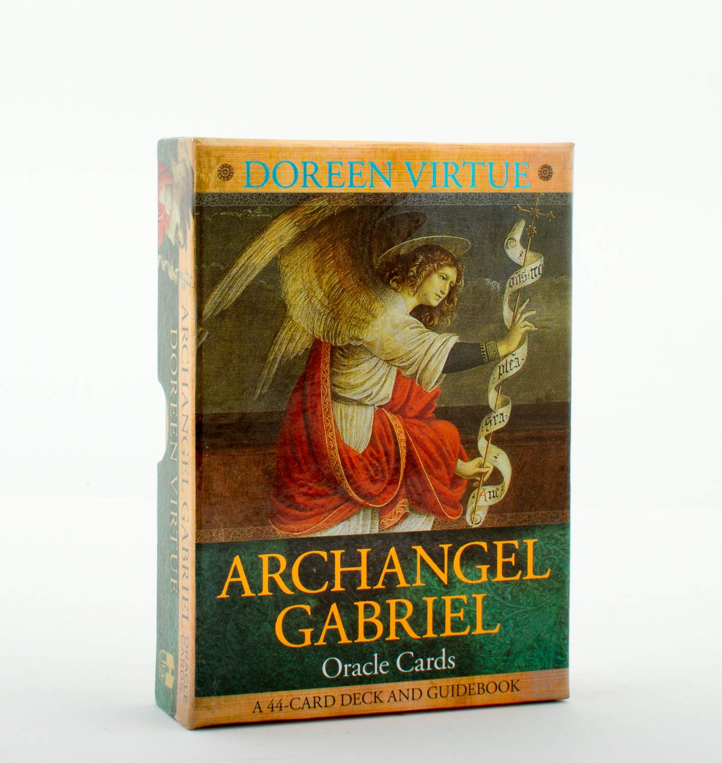 Archangel Gabriel Oracle Cards 9781401948511
