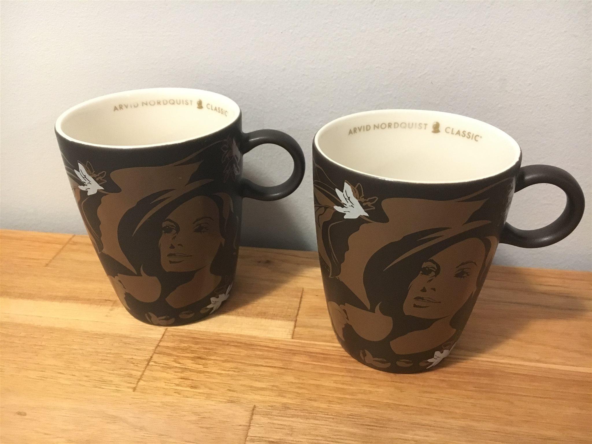 arvid nordquist kaffekopp