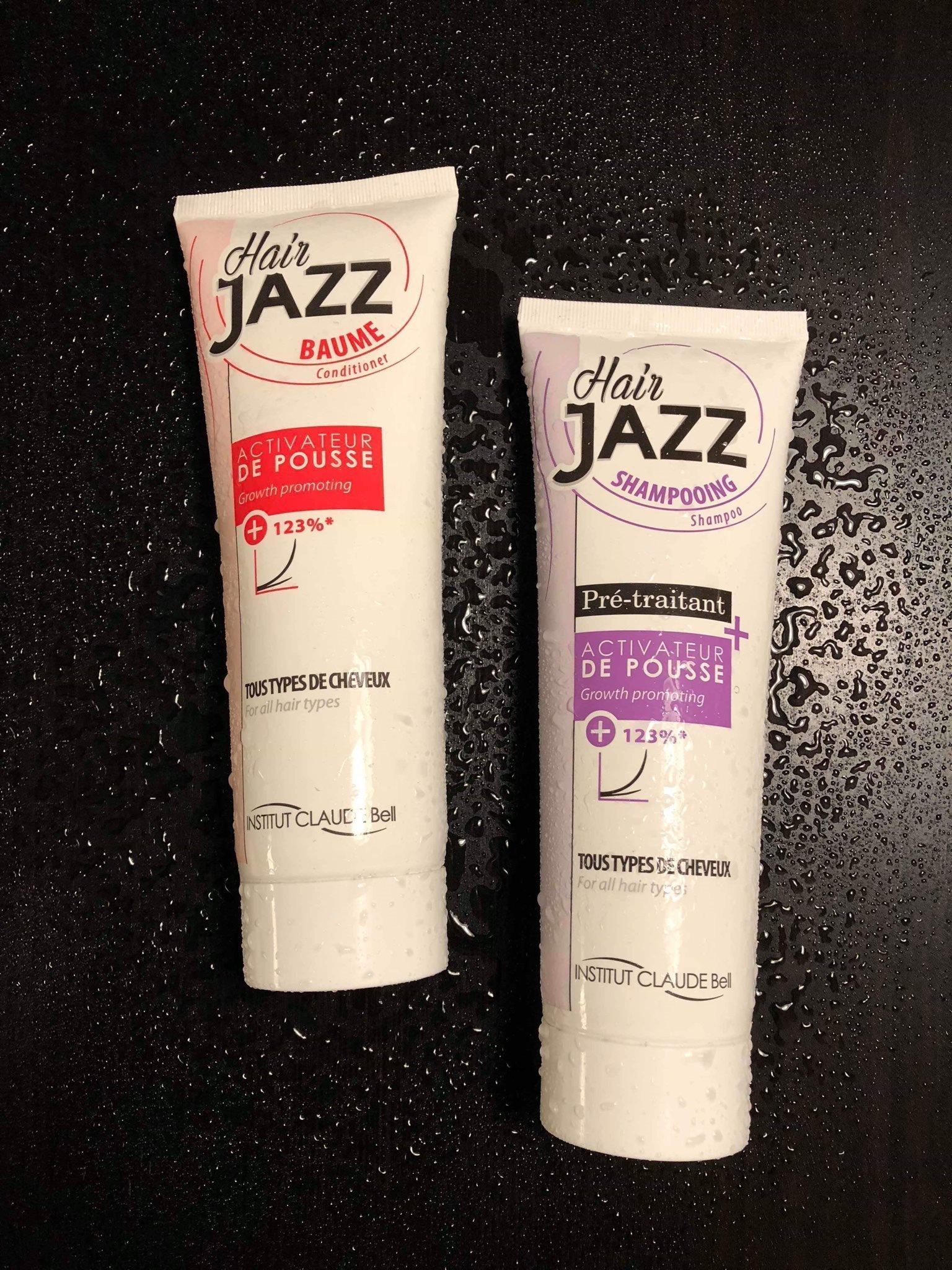 jazz schampo och balsam