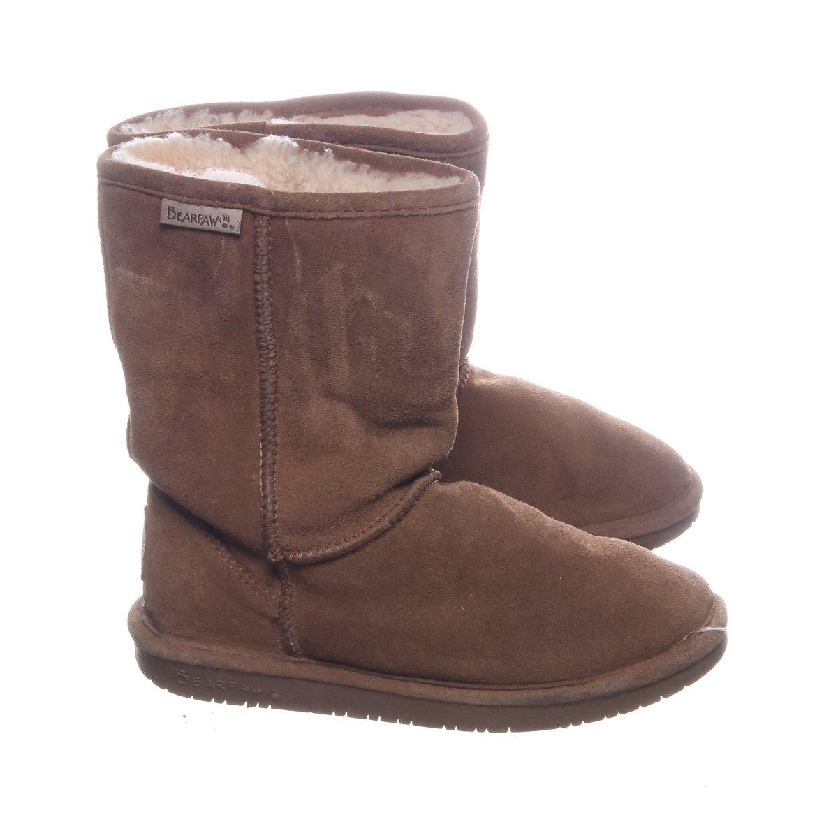 Bearpaw, Boots, Strl: 37, Emma short, Bru.. (407310404) ᐈ