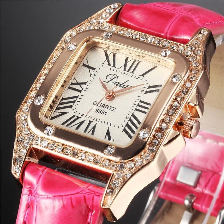 Julklapptips Ny Mode Lyx Fashion Ros.. (217851920) ᐈ Watch-Store på ... 78e6336579