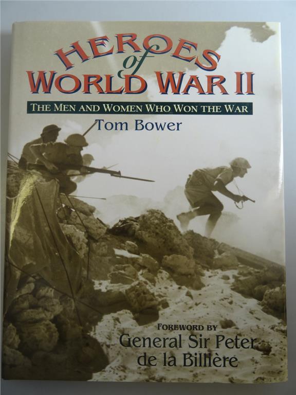 Heroes of world war 2: Andra världs kriget, Historia, biografi