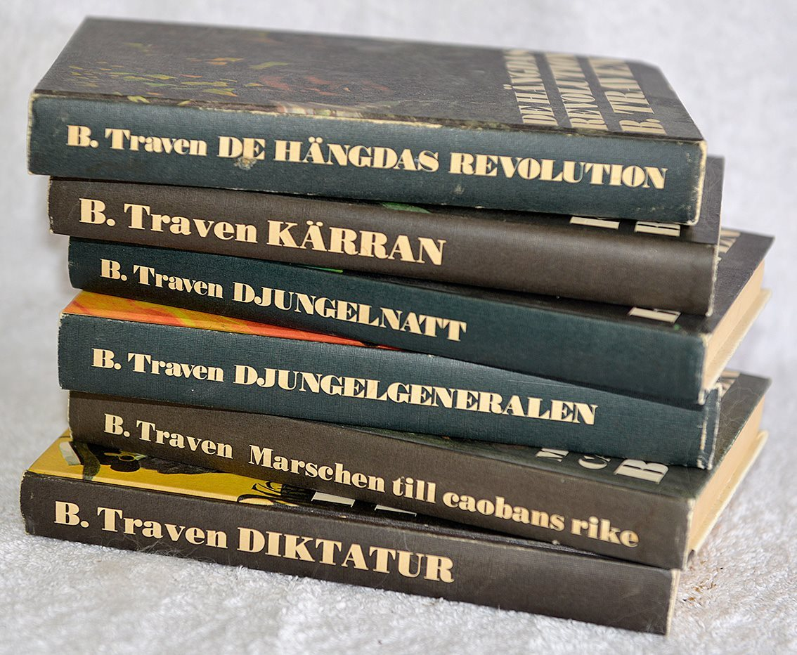 Image result for B traven revolution