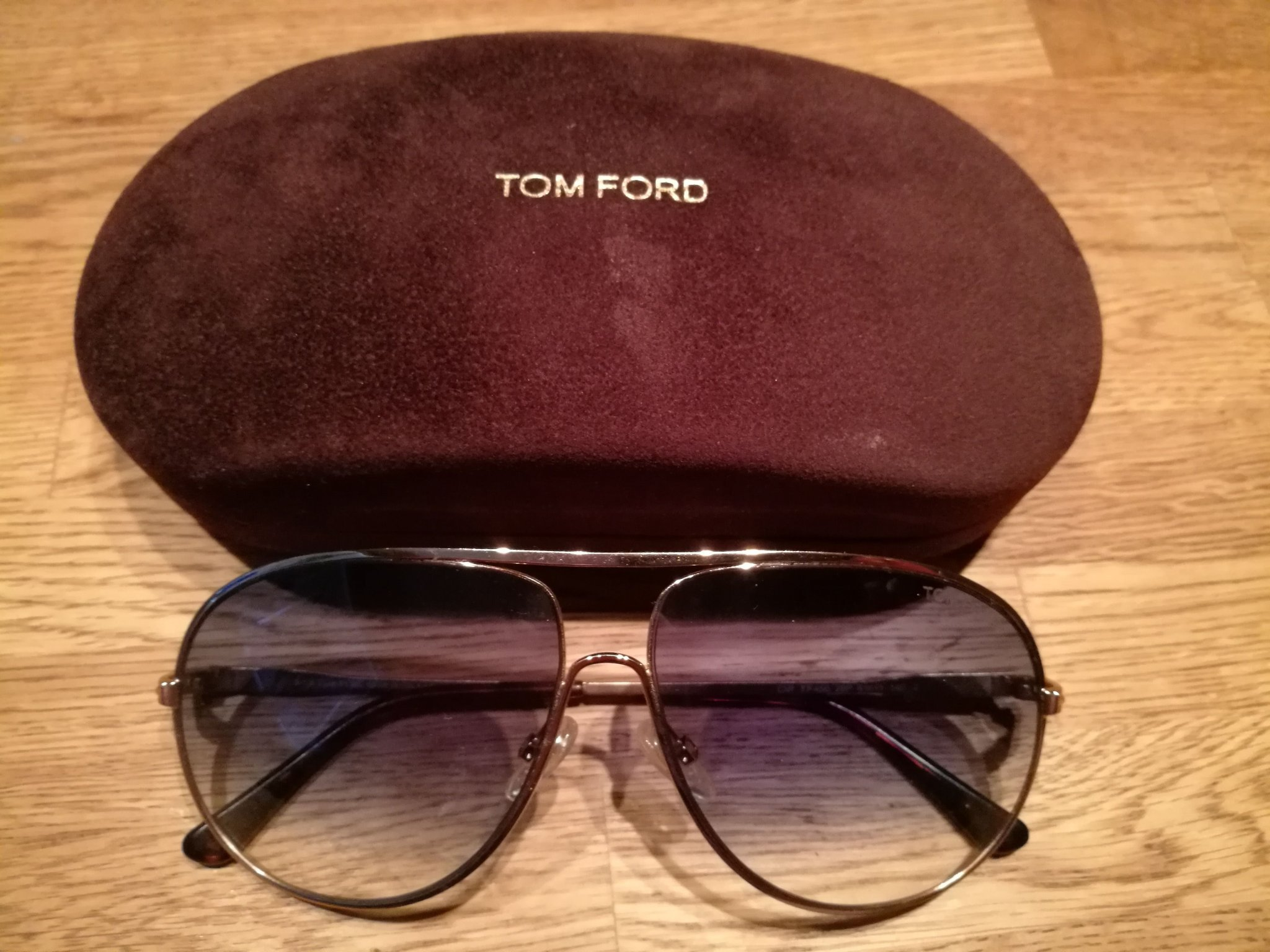 d45ccd3ac7 Tom Ford solglasögon (350460030) ᐈ Köp på Tradera