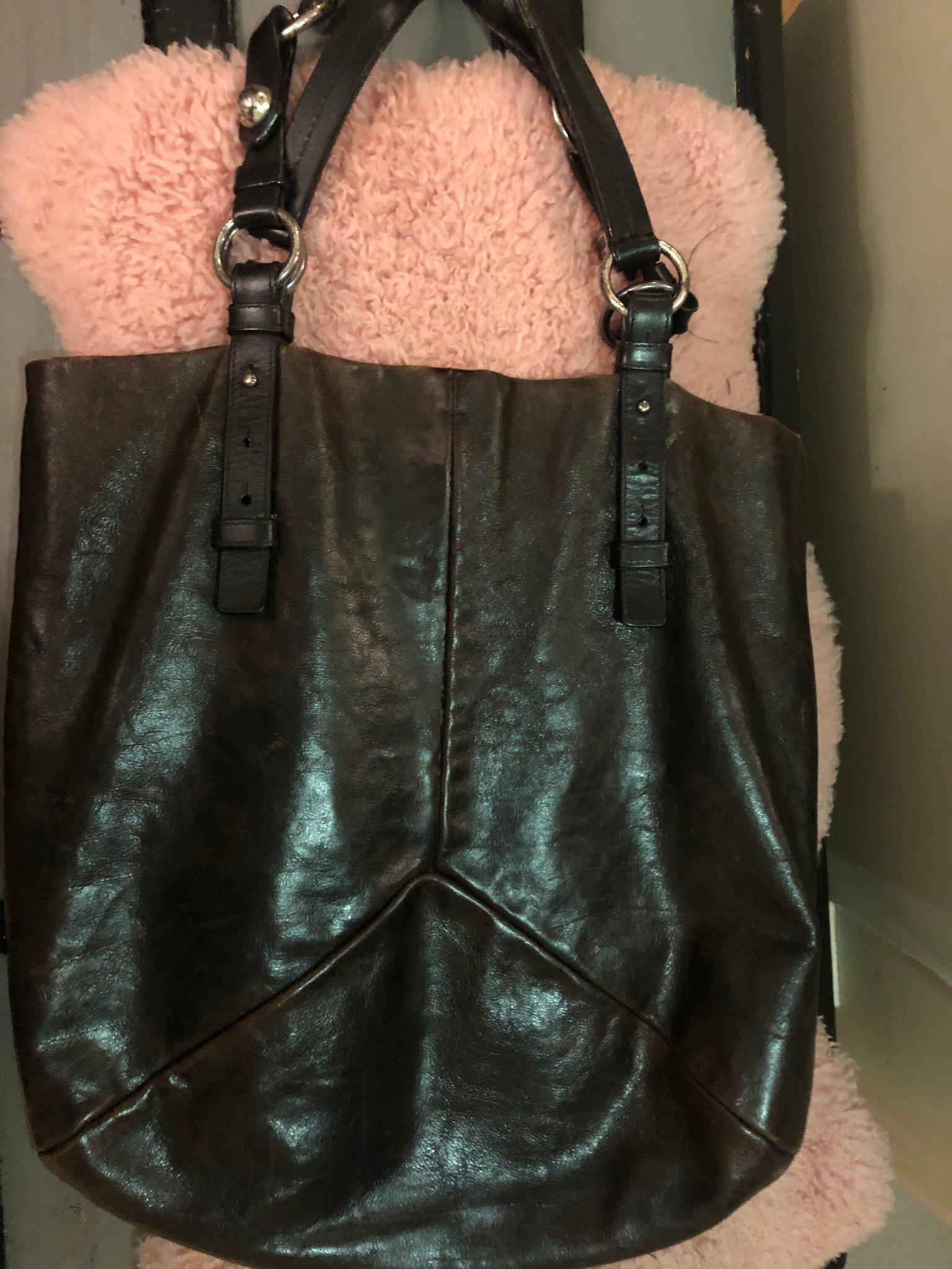 YSL vintage väska