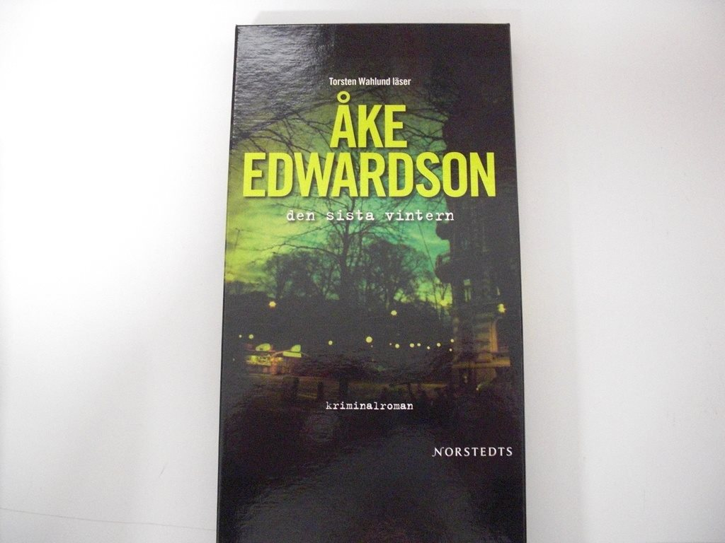 ffb60585d5e Den sista vintern - Åke Edwardson - Ljudbok (244785472) ᐈ trippolo ...