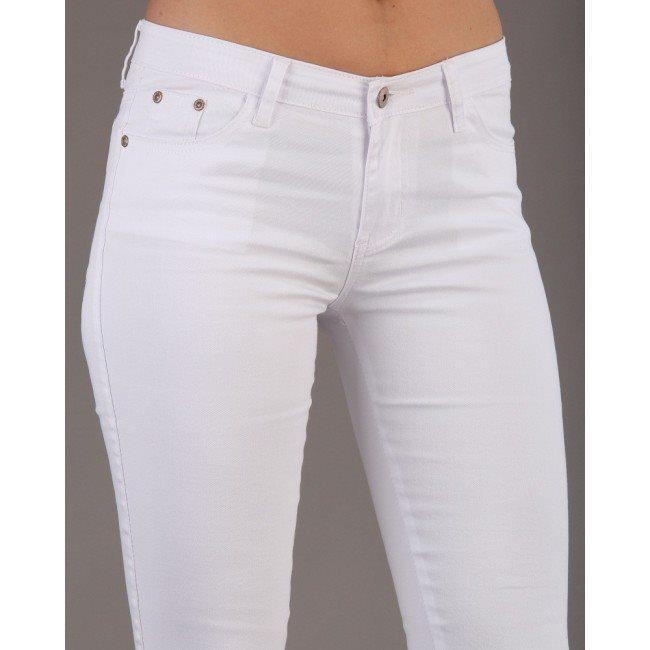 vita snygga jeans
