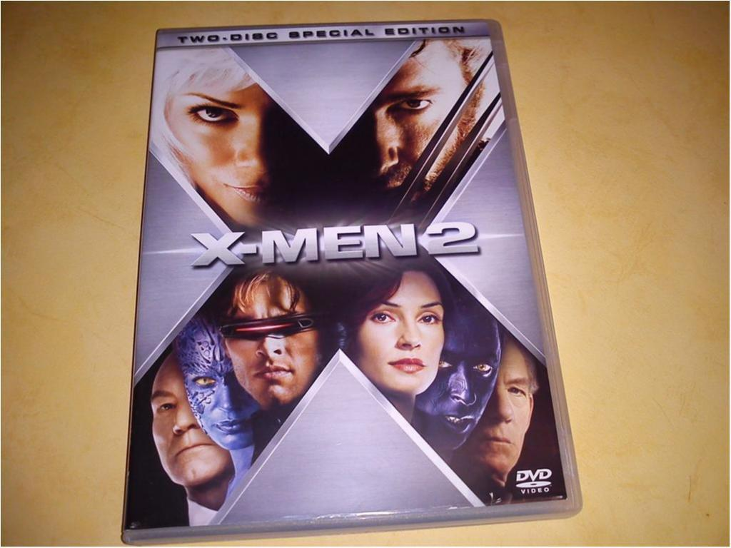 X-Men 2 (2-disc), Hugh Jackman, Halle Berry