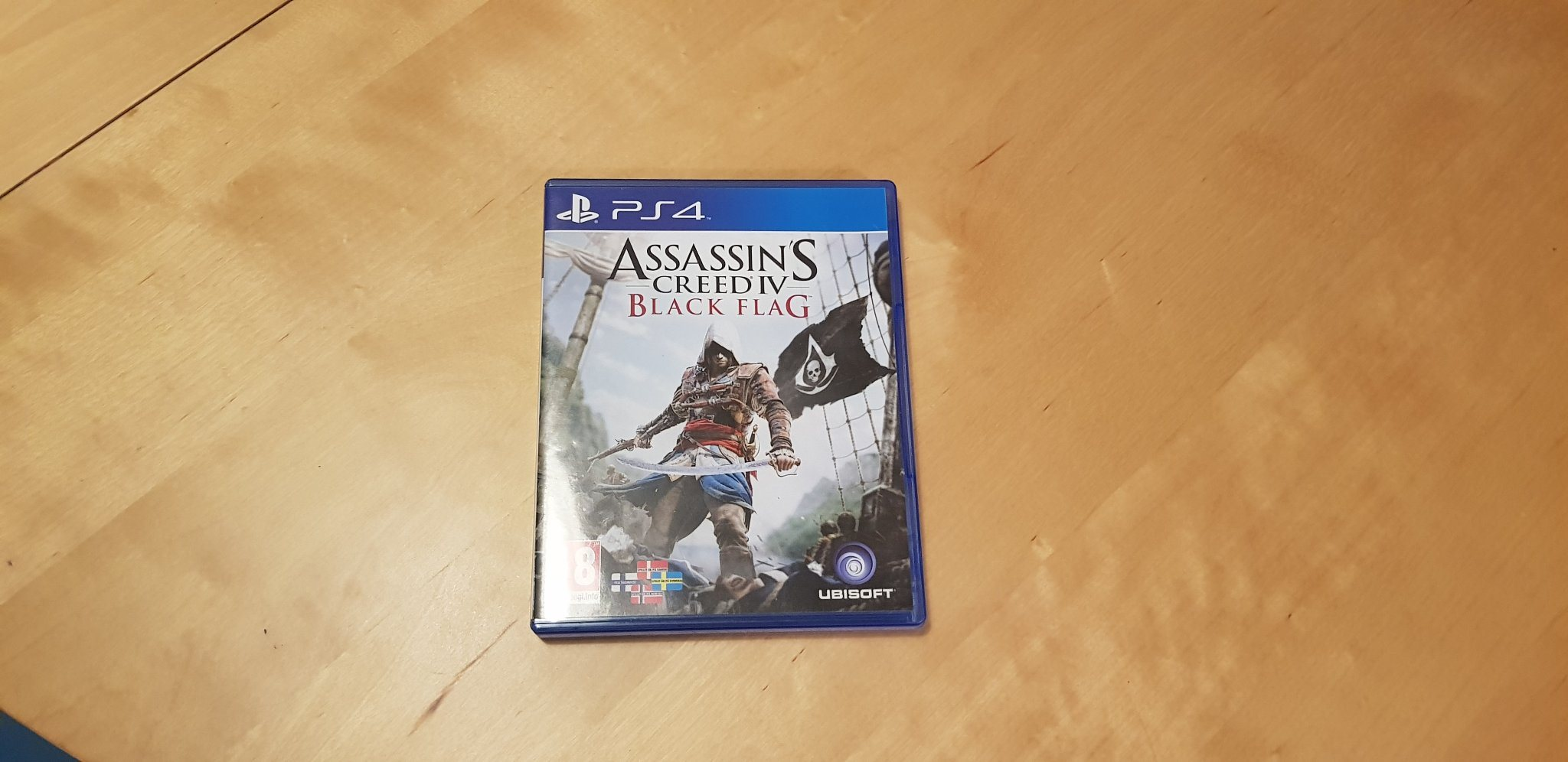 PS4 Assassin´s Creed IV Black Flag (Assassins Creed IV)