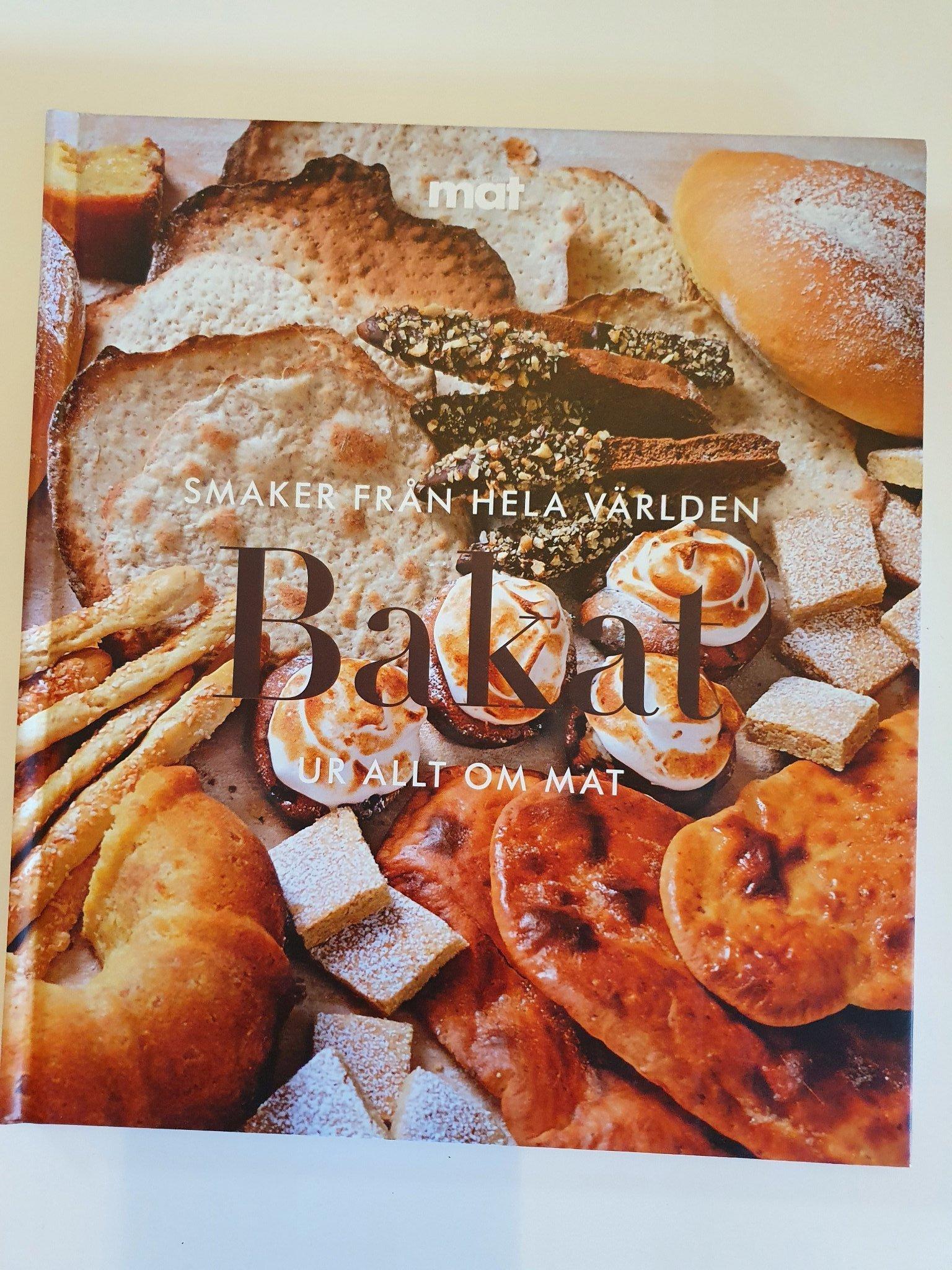 allt om bakning och mat