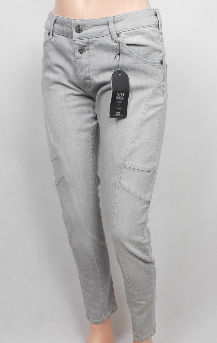 OA NOA JEANS DENIM GREY SKINN.. (342401067) ᐈ margo and fashion på ... cdfbb6d433e48