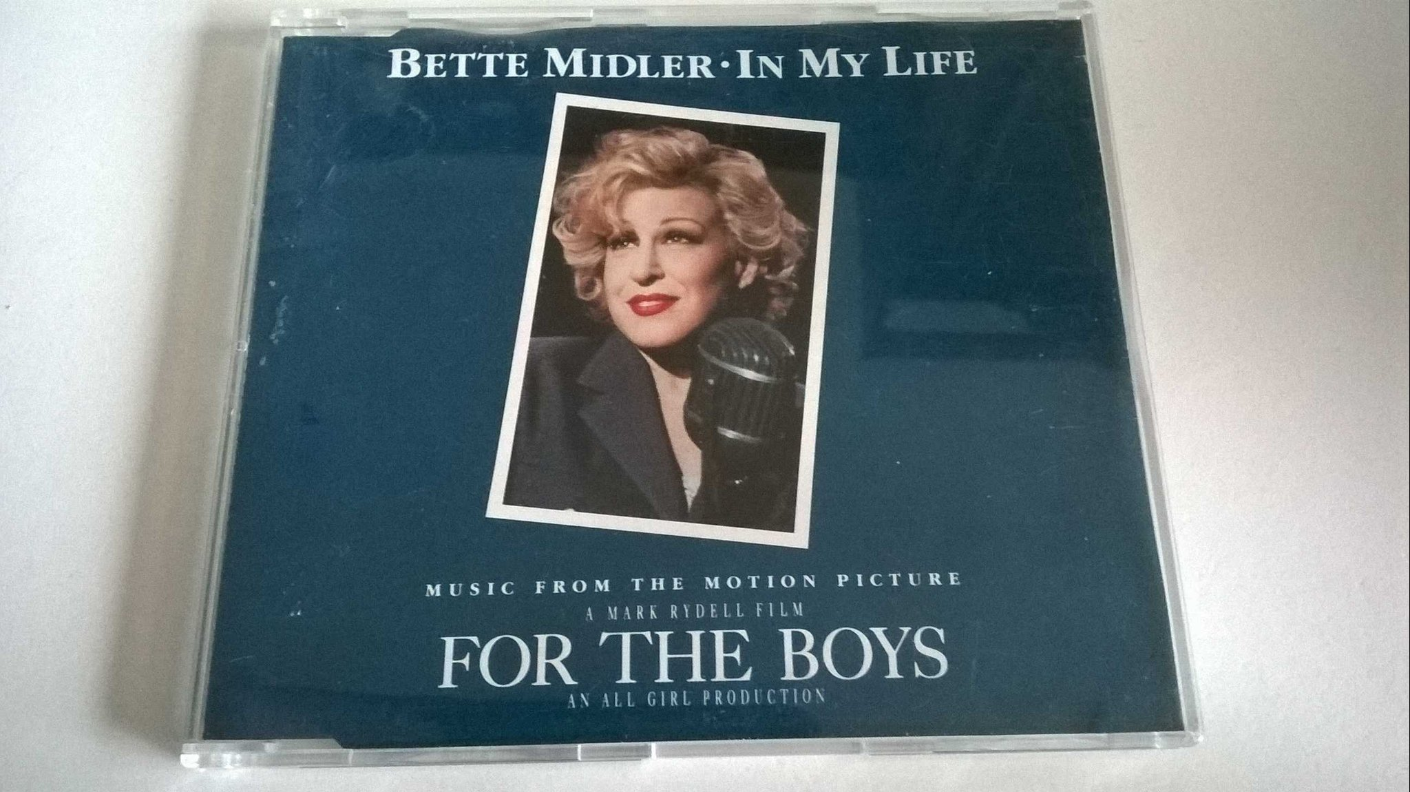 Bette Midler - In my life, CD