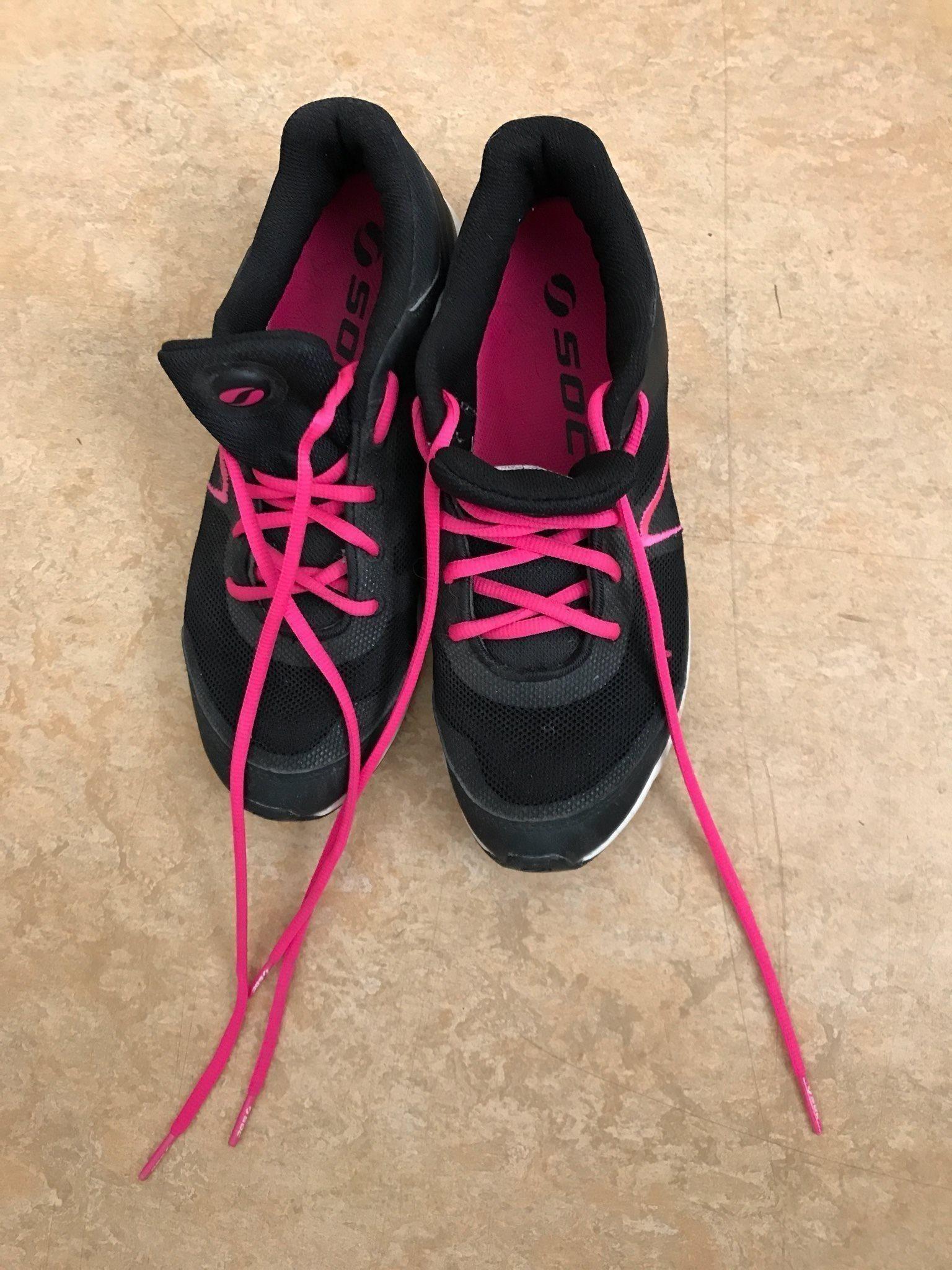 soc skor svarta