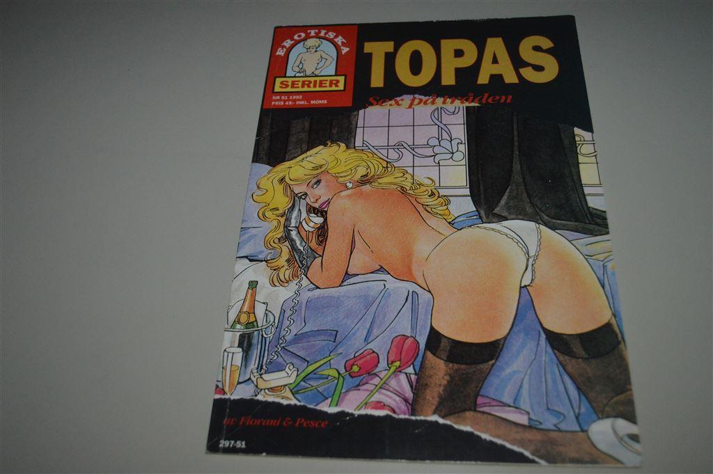 erotiska tecknade serier