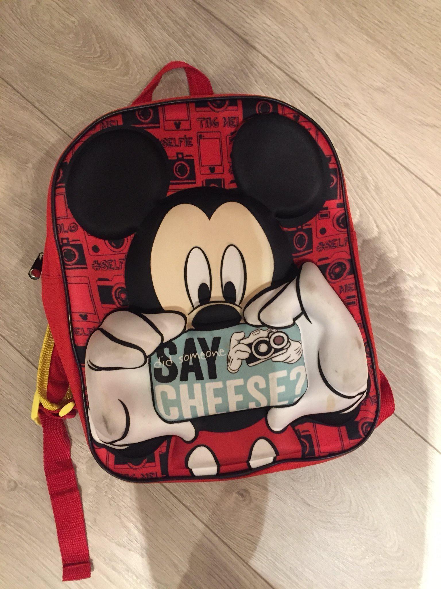 Ryggsäck från Disney 8fe549e65bd16