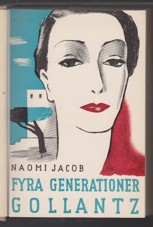 Jacob, Naomi: Fyra generationer Gollantz.