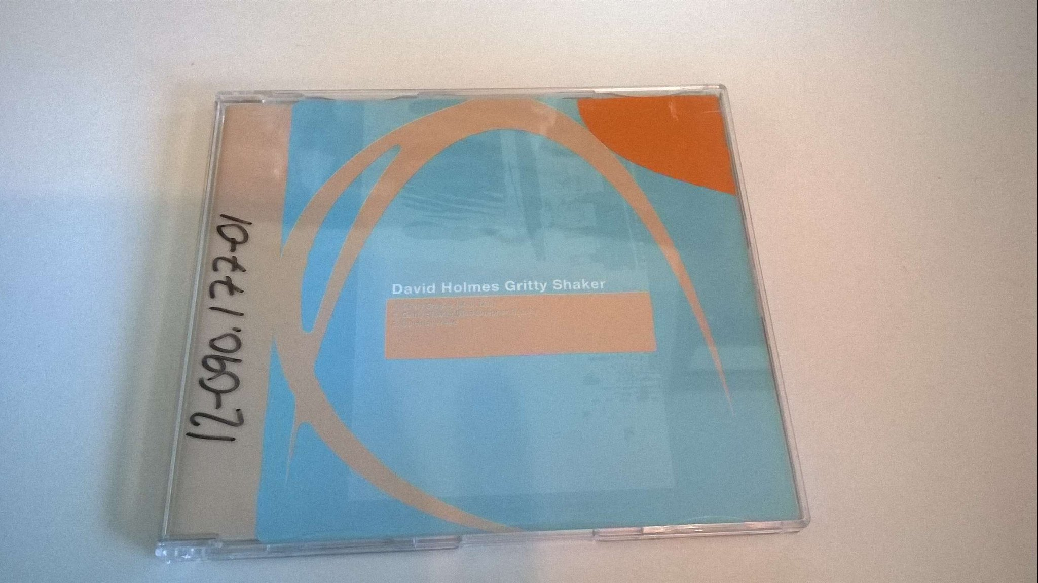 David Holmes - Gritty Shaker, CD