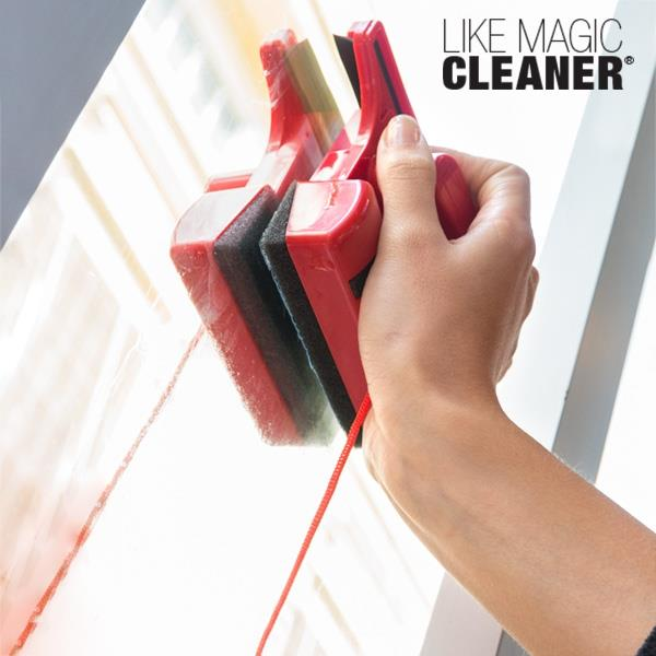 Fönster fönsterputs : Magnetisk fönsterputs rengör bÃ¥da sidorna samtidigt pÃ¥ Tradera.com -