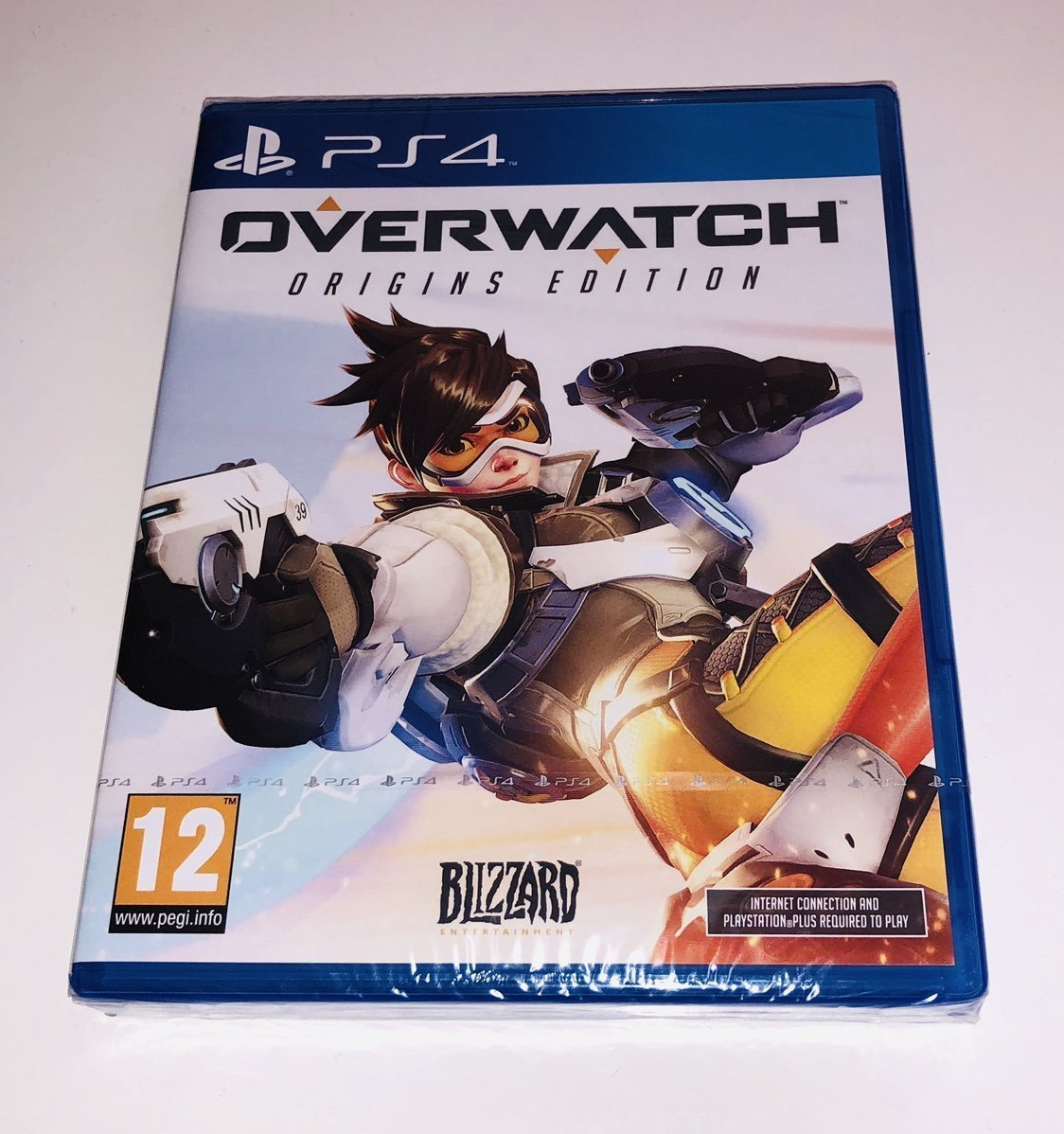 Overwatch Origins Edition // Ps4 // INPLASTAD