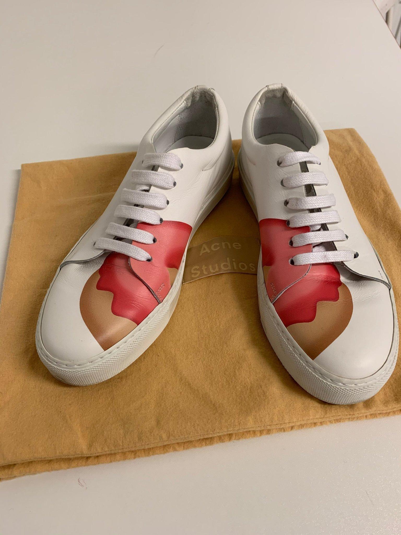 ACNE STUDIOS. Sneakers, dam. Storlek 37.