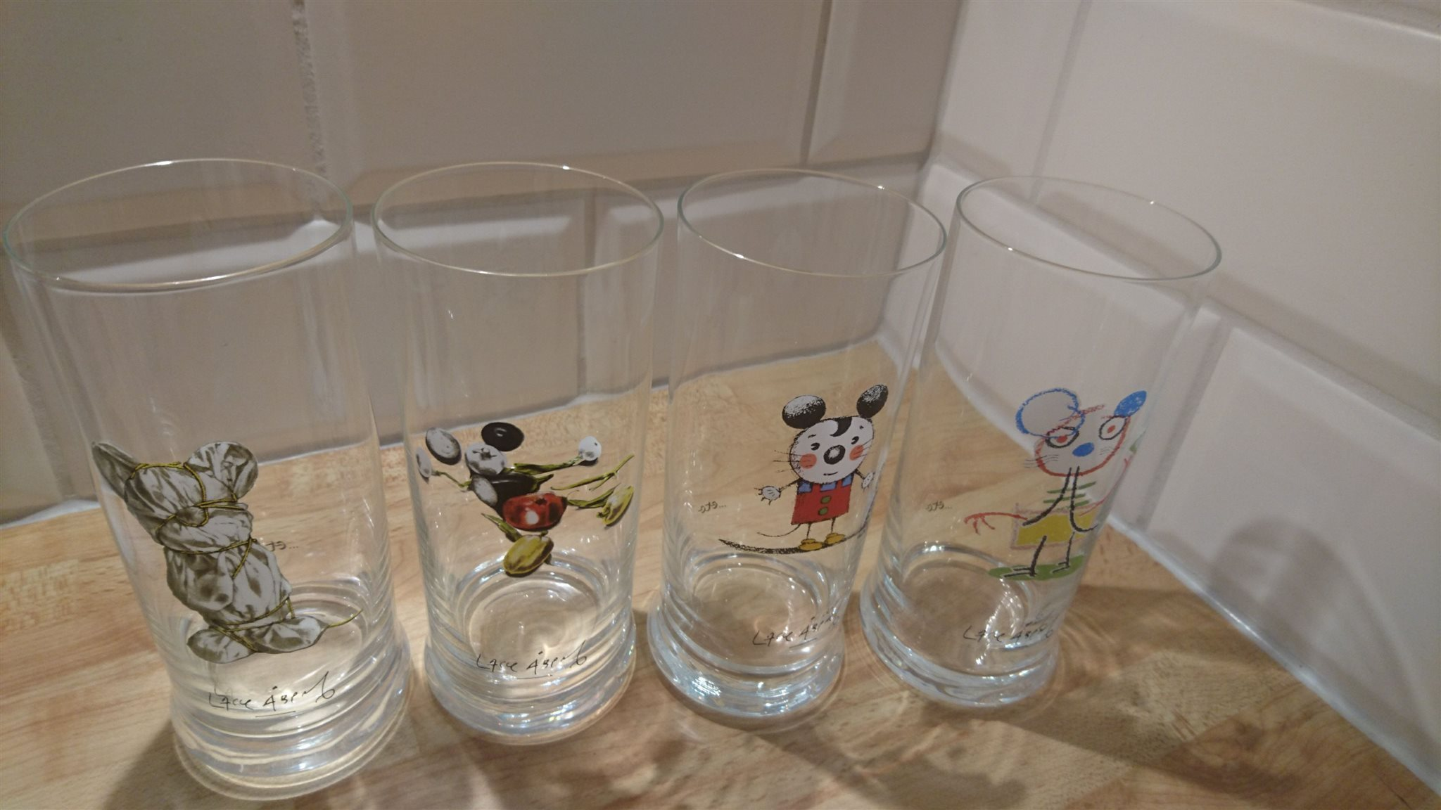 lasse åberg longdrinkglas