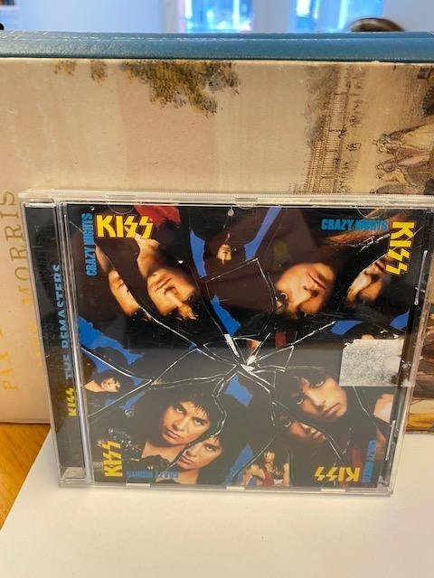 KISS ?– Crazy Nights(CD)