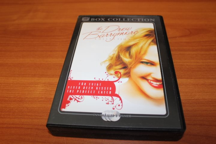 Dvd-box: The Drew Barrymore Collection