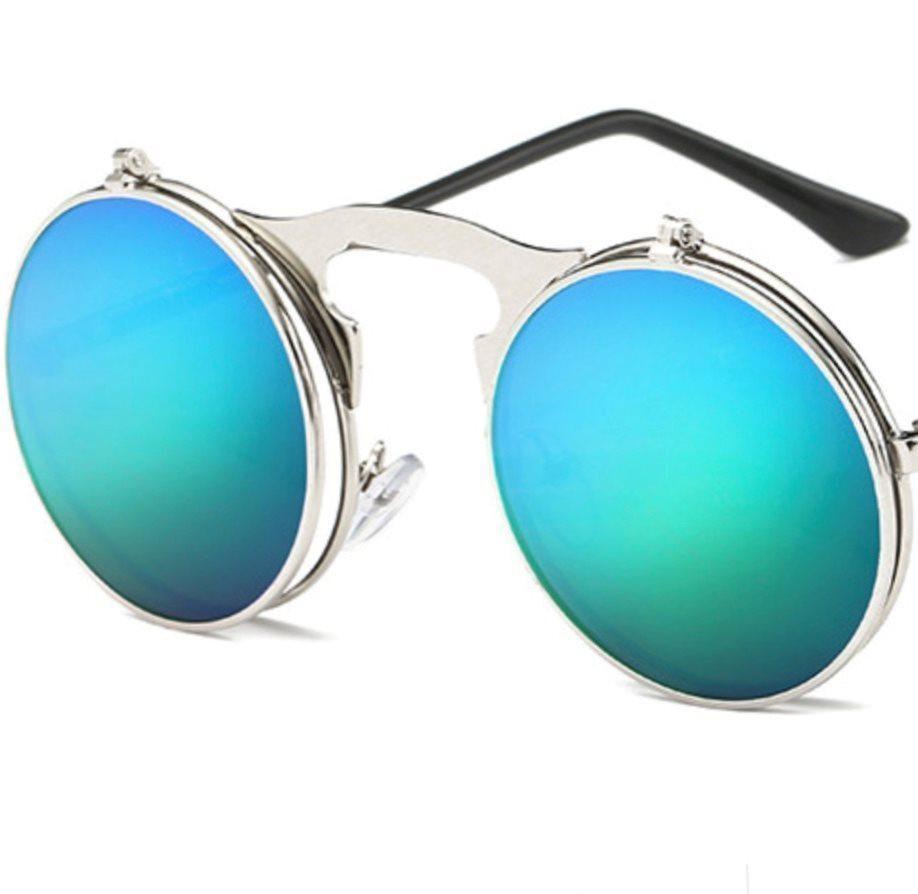 Runda retro solglasögon (320809057) ᐈ Köp på Tradera 8cb9f36933671