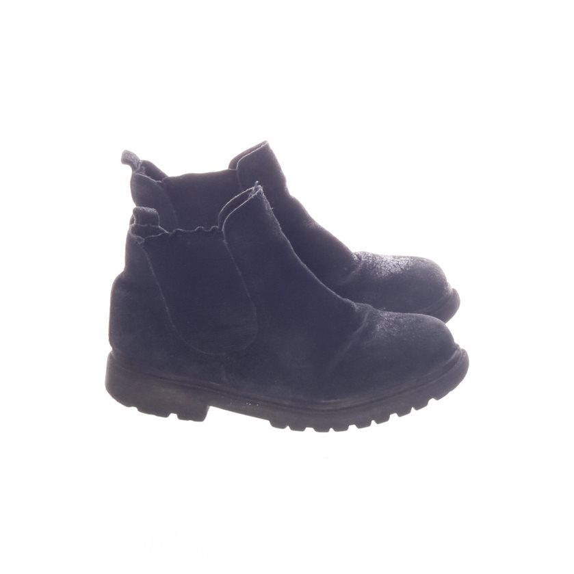 promo code 2bebc d9f88 30 328551304 Ellos Strl Skinn Boots Svart axFqpBOw