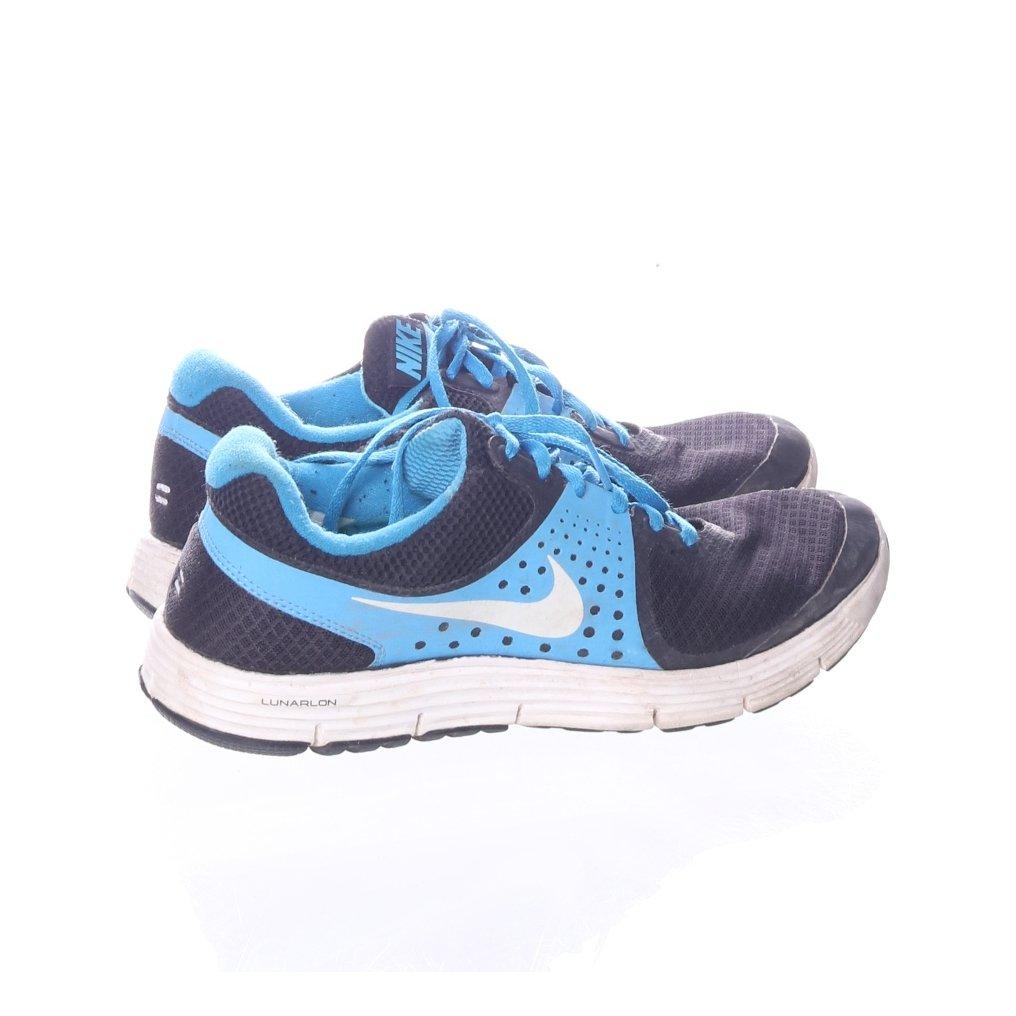 size 40 dbe02 c50ed Nike, Löparskor, Strl  38,5, Lunarswift 4, Svart Blå
