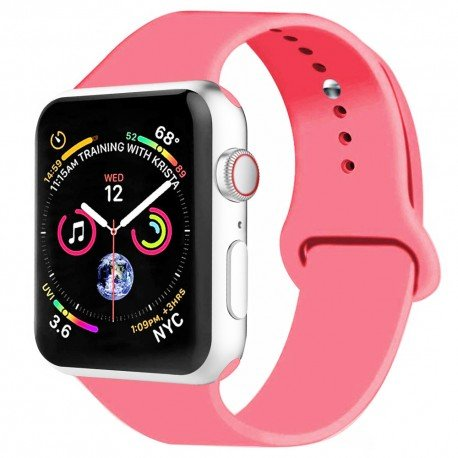 Apple Watch 4 (44mm) Sport Armband - Rosa