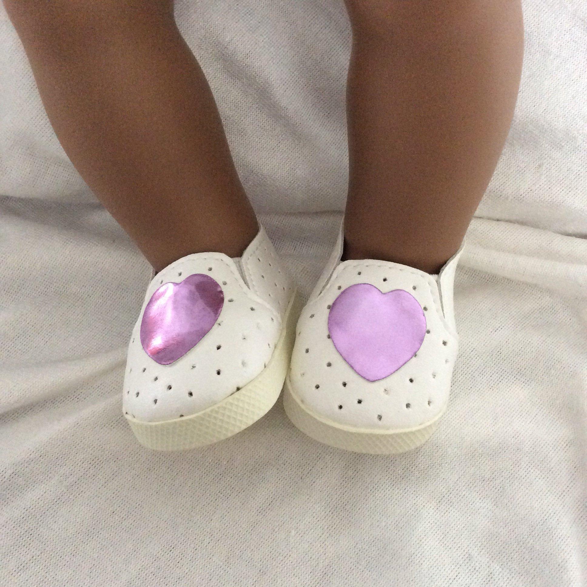 Dockkläderskor till tex Baby born