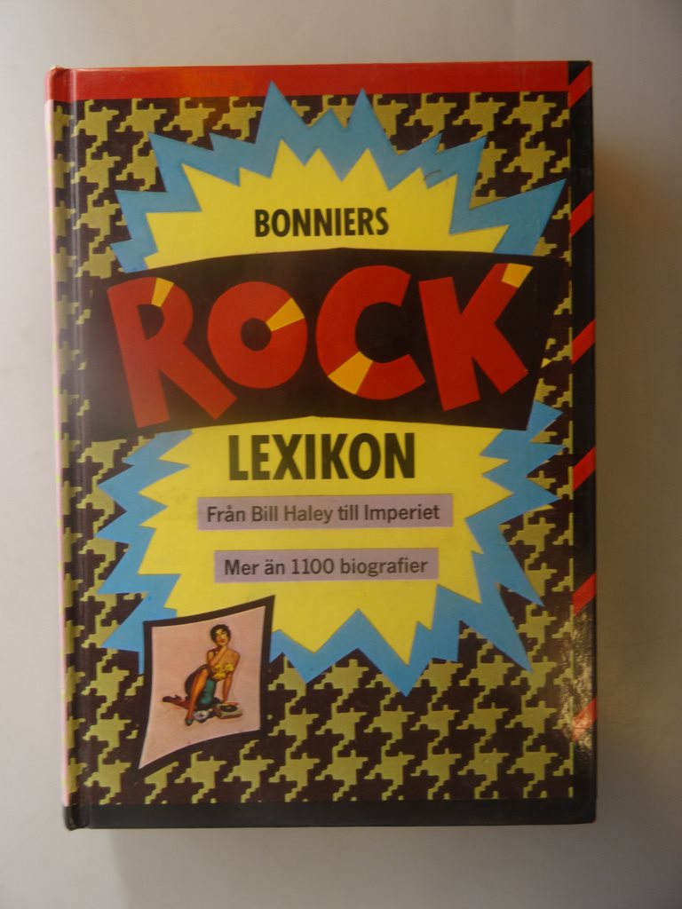 Bonniers Rock Lexicon