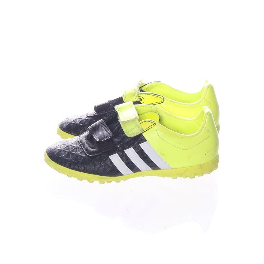 sale retailer 49f7e 73a1b Adidas Adidas Svartgrön Skor Skor 319240952 Strl 33 0w8r0