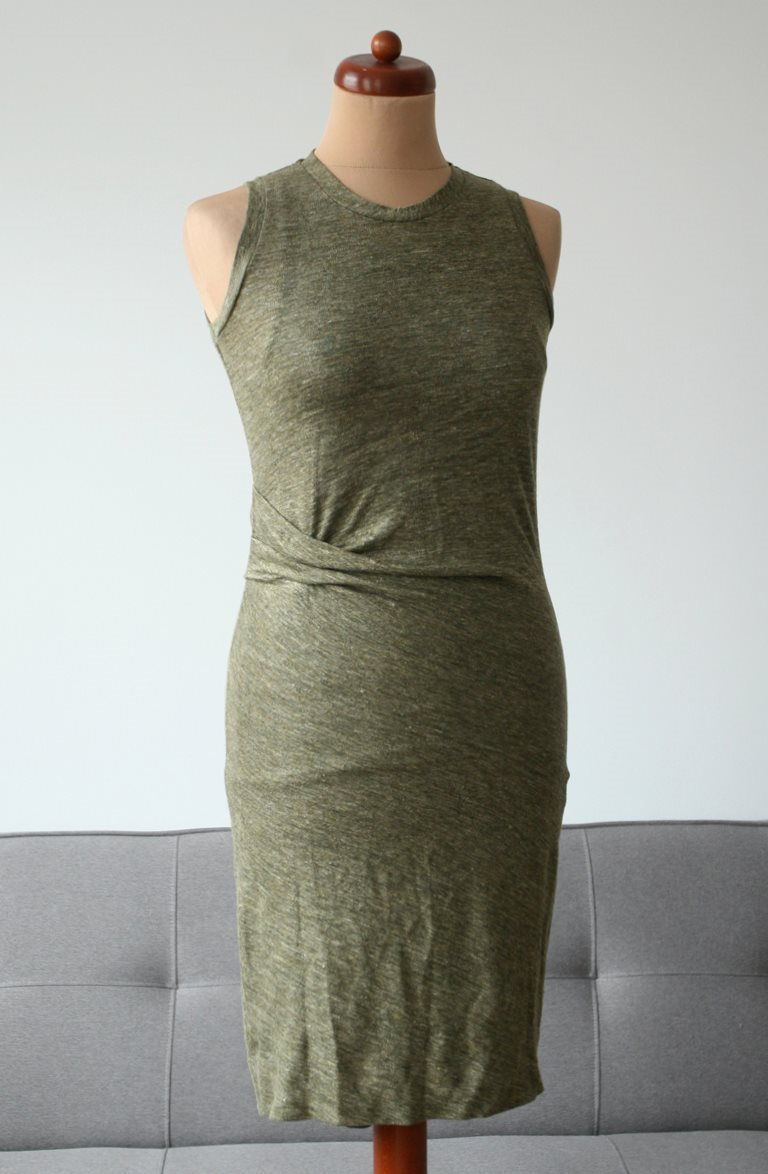 63231b776114 By Malene Birger Niamo klänning designer linne linen modern classic XS ...