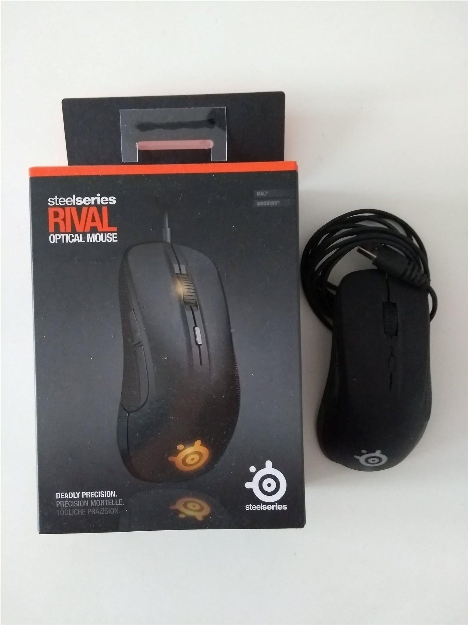 Steelseries Rival - Defekt