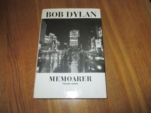 Bob Dylan - - - Memoarer första delen f3e748